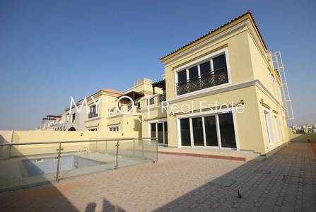 3 Bedroom Villa for Rent in Jumeirah Park, Dubai - Brand New Villa with Pool Great Location