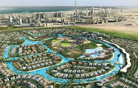 2 Bedroom Apartment for Sale in Mohammad Bin Rashid City, Dubai - شقق للبيع بمدينة الشيخ محمد بن راشد بمجمع سكني راقي شوبا هارتلاند ، مدينة محمد بن راشد، دبي