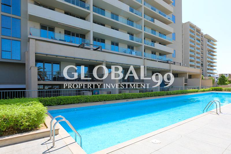 Affordable 1BR+Balcony+Parking in Al Zeina