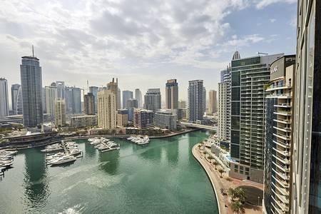 Stunning Full Marina View | Aurora Tower