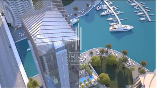 Studio for Sale in Dubai Marina, Dubai - Studio Apt in Marina with Marina View