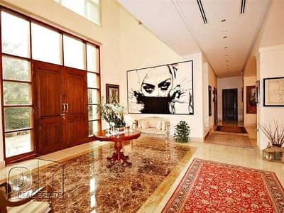 6 Bedroom Villa for Sale in Emirates Hills, Dubai - Classical Trophy Home