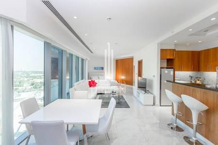 Studio for Rent in DIFC, Dubai - Luxurious Studio  Apt I Fully furnished.