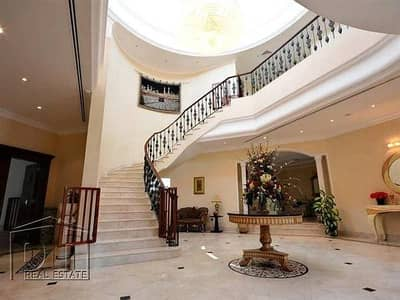 7 Bedroom Villa for Sale in Emirates Hills, Dubai - Trophy E sector Home