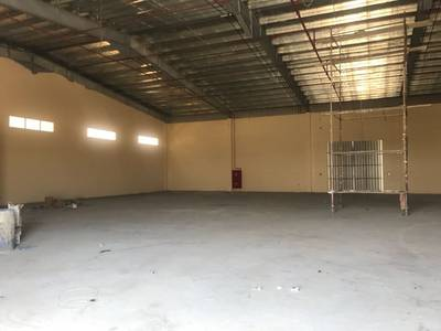 Warehouse  for SALE in Al jurf industrial area, Ajman. Total Land area 20000 sq. ft, Near Ajman Jail.
