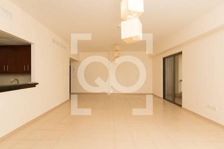 فلیٹ 1 غرفة نوم للبيع في مساكن شاطئ جميرا (JBR)، دبي - Marina view |Spacious |Unfurnished | Nice location