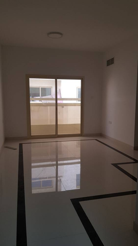 HOT DEAL!! BRAND NEW 1BHK WITH 2 WASHROOMS FOR RENT IN NUAIMIYA ON THE MAIN ROAD FOR AED 20000 ONLY