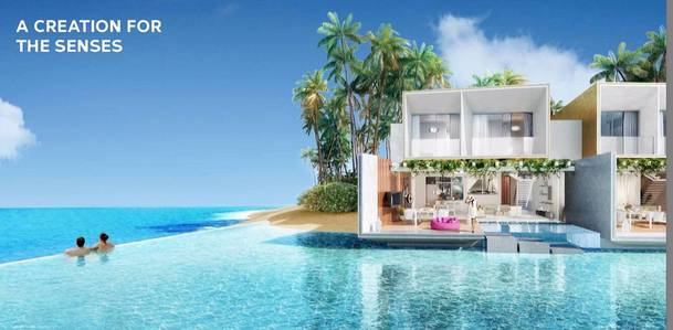Studio for Sale in The World Islands, Dubai - , get your studio under the water ,10% ROI