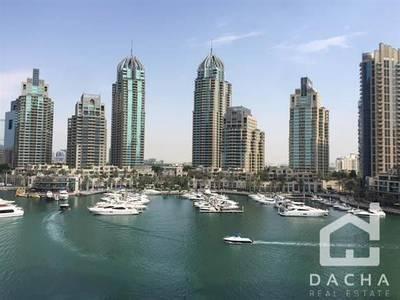 1 Bedroom Flat for Rent in Dubai Marina, Dubai - Chiller Free  Full Marina view  Terrace balcony