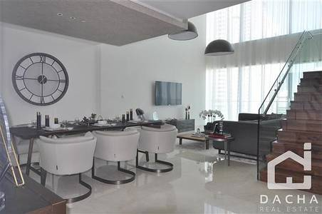 4 Bedroom Flat for Sale in Dubai Marina, Dubai - A Must See Property! Marina and Golf Course view!