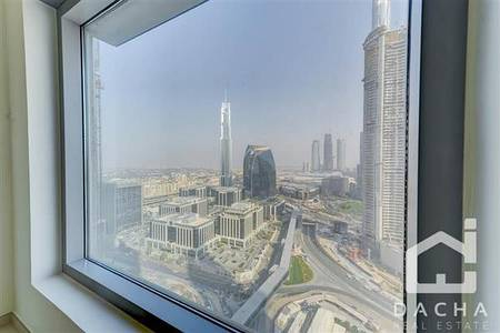 Studio for Rent in Downtown Dubai, Dubai - Stunning Studio Apartment Mutiple Cheques