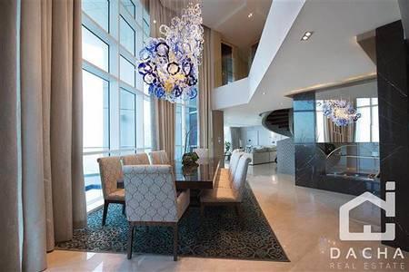 2 Bedroom Flat for Sale in Dubai Marina, Dubai - One of a kind penthouse