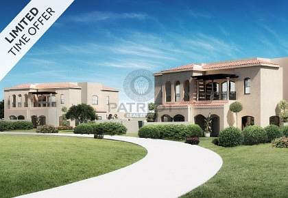 Bella Casa Serena limited offer 5years post handover payment plan /3yrs service