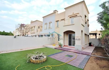 2 Bedroom Villa for Rent in The Springs, Dubai - Springs 15 - Available Now - Type 4E