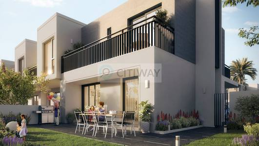 3 Bedroom Townhouse for Sale in Dubai South, Dubai - No commission 5 Years plan- 3