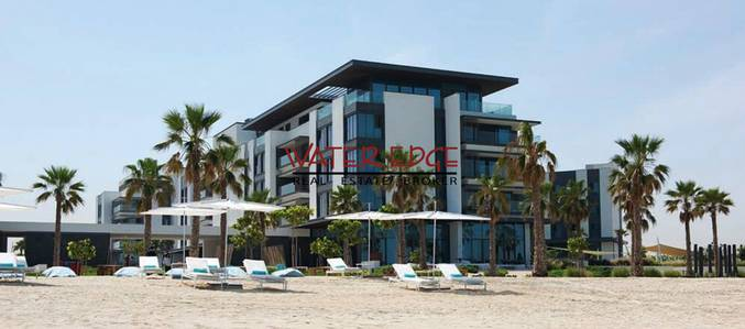 1 Bedroom Apartment for Sale in Pearl Jumeirah, Dubai - Ground Floor and Large Unit at Nikki Beach
