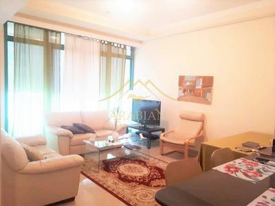 1 Bedroom Apartment for Rent in Dubai Marina, Dubai - Never been Rented Vacant Furnished 1 bed in Marina Crown