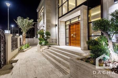 5 Bedroom Villa for Rent in Jumeirah Islands, Dubai - Brand New Villa - Ready Now