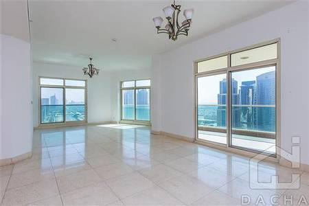 3 Bedroom Apartment for Rent in Dubai Marina, Dubai - SPACIOUS 3 BEDROOM APARTMENT FOR RENT