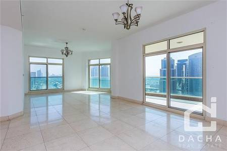 3 Bedroom Flat for Sale in Dubai Marina, Dubai - BEST DEAL / 3 bed / 2633 SQFT / Vacant