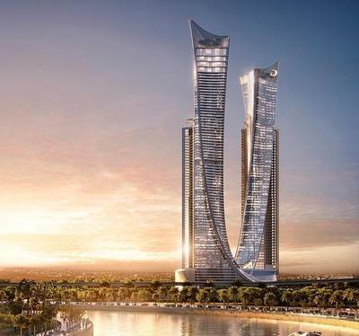 1 Bedroom Hotel Apartment for Sale in Sheikh Zayed Road, Dubai - Own the first FREEHOLD hotel apartment with a skyline views on Sheikh Zayed Road