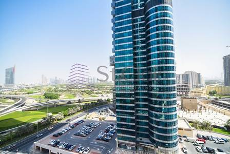 1 Bedroom Flat for Rent in Jumeirah Lake Towers (JLT), Dubai - Chiller Free|1BR Simplex w/ Balcony|Mid Floor