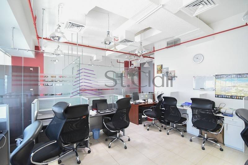 2 Partitioned and furnished office | bayswater