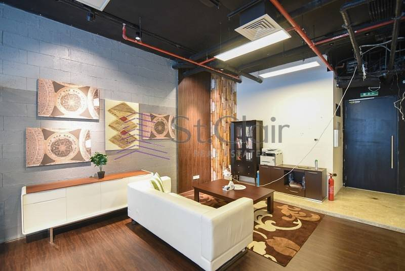 10 Partitioned and furnished office | bayswater