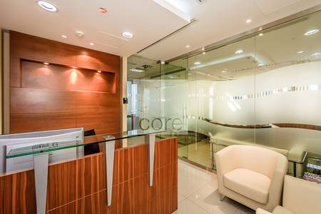 Office for Sale in Jumeirah Lake Towers (JLT), Dubai - Fully Furnished | Mid Floor | Freezone
