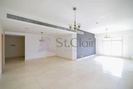 3 Bedroom Apartment for Rent in Dubai Marina, Dubai - Luxury Living at Mansions|3BR with Balcony