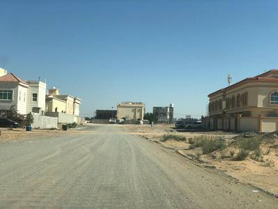 Plot for Sale in Al Yasmeen, Ajman - for sale residential land in yasmeen ares without fees to all nationalities