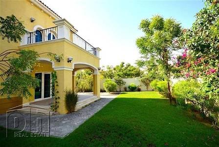 3 Bedroom Villa for Sale in Jumeirah Park, Dubai - Legacy Large|Corner Plot|Landscaped|Genuine