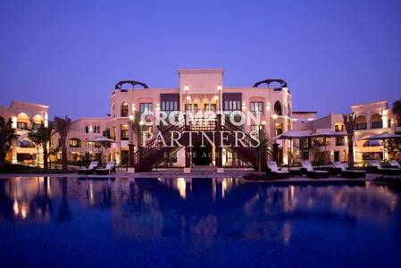 2 Bedroom Flat for Rent in Between Two Bridges (Bain Al Jessrain), Abu Dhabi - Luxury Furnished and  Serviced Apartment