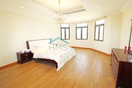 4 Bedroom Villa for Rent in Palm Jumeirah, Dubai - UPGRADED | Furnished or Unfurnished