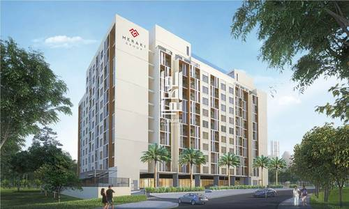 Studio for Sale in Arjan, Dubai - A Modern spacious apartment from  Meraki