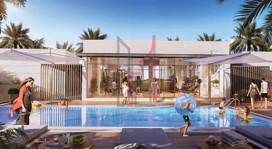 4 Bedroom Villa for Sale in Dubai South, Dubai - Book Now| 3 Years Post Handover Payment.