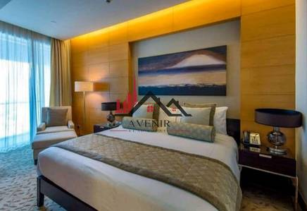 Studio for Sale in Downtown Dubai, Dubai - Large Size Furnished Studio | Dubai Mall