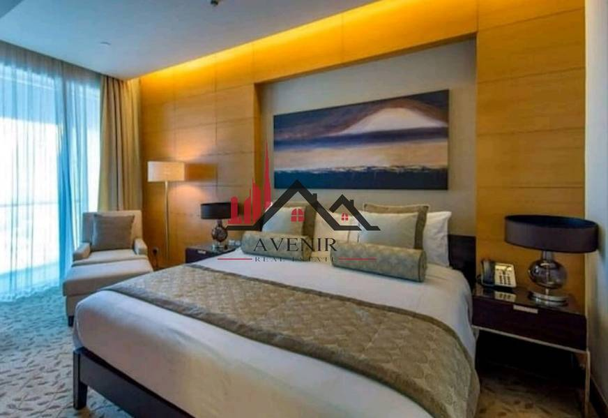 Large Size Furnished Studio | Dubai Mall