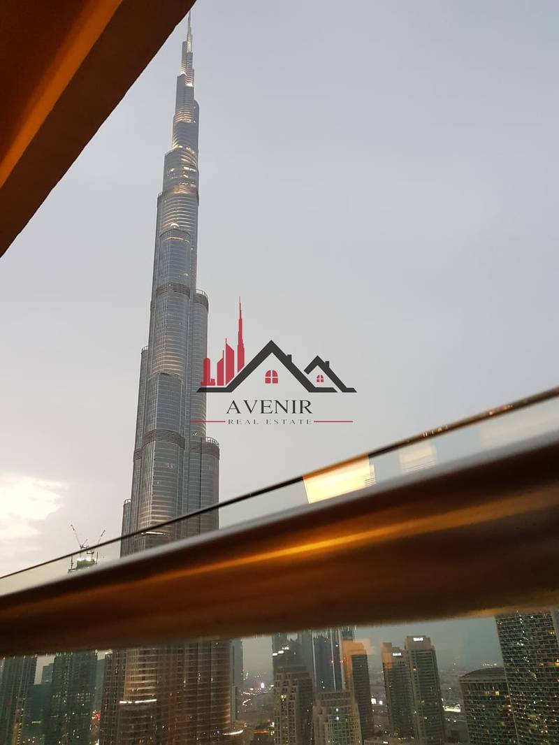 11 Large Size Furnished Studio | Dubai Mall