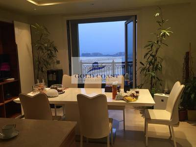 4 Bedroom Penthouse for Rent in Palm Jumeirah, Dubai - 4BR Penthouse | Unfurnished | Sea view