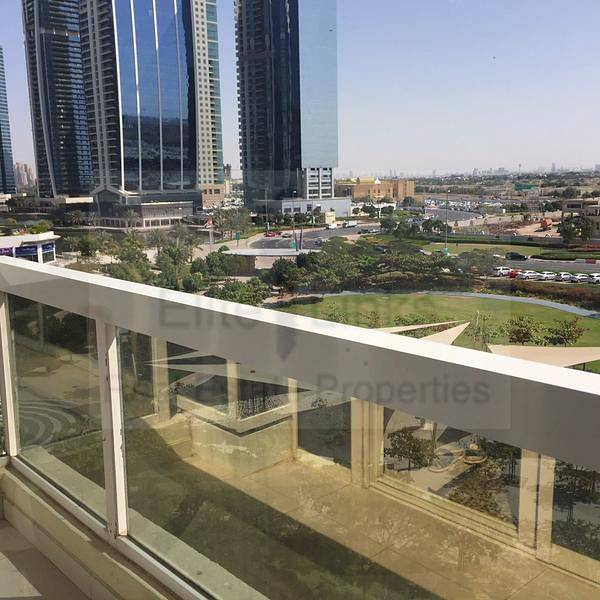 Reduced Price 1 Bedroom with balcony JLT near metro AED 49,000