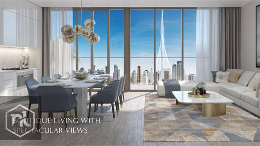 1 Bedroom Flat for Sale in The Lagoons, Dubai - Book Now and pay in 6 years   Flat with magical views