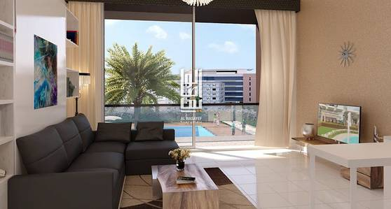 Studio for Sale in Arjan, Dubai - Affordable srudio flat!! Pay Only 1% Montly..