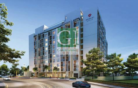 1 Bedroom Flat for Sale in Arjan, Dubai - Move to your apartment on 04/2019 with 2% per month
