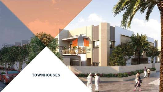 2 Bedroom Townhouse for Sale in Meydan City, Dubai -  BOOK YOUR TOWNHOUSE TODAY