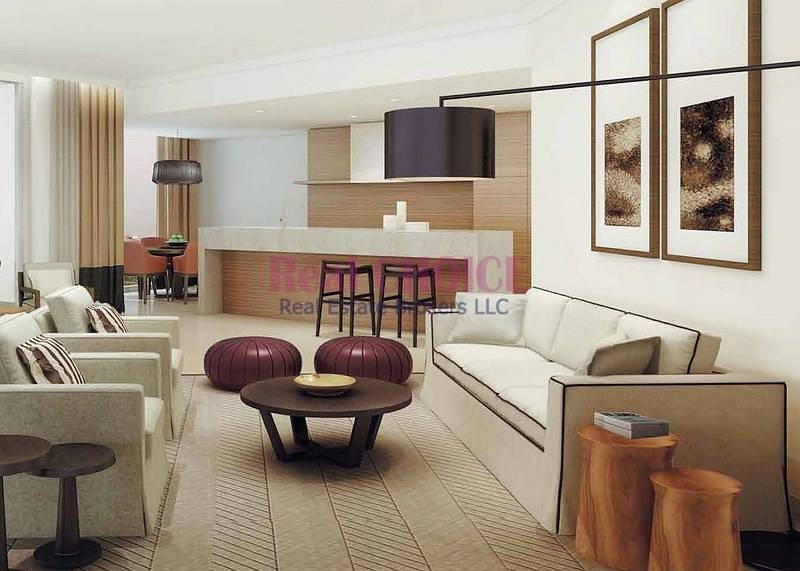 Luxury 2BR|85 Percent Post Payment Plan