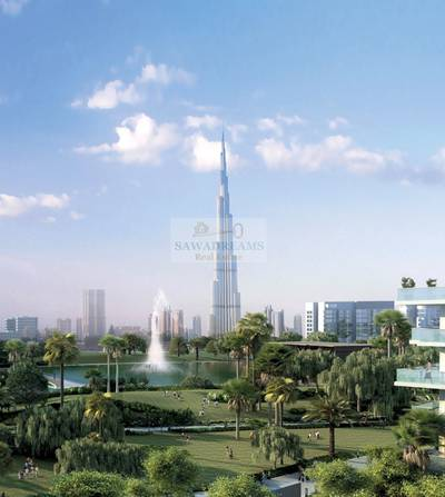 2 Bedroom Apartment for Sale in Dubai Hills Estate, Dubai - Affordable. Pay 1.5% monthly. New release Tower B.