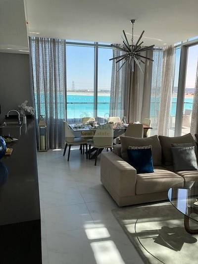 1 Bedroom Flat for Sale in Mohammad Bin Rashid City, Dubai - Ideal home in the centre. Crystal private beach. The greenest community.