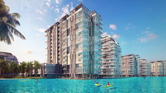 2 Bedroom Apartment for Sale in Mohammad Bin Rashid City, Dubai - Water view. Heart of Dubai