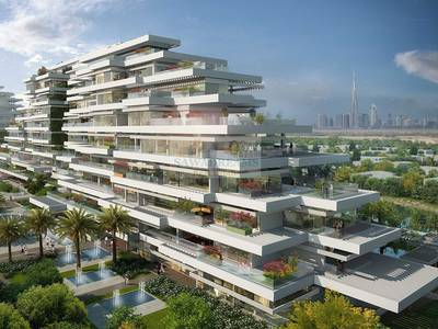 2 Bedroom Apartment for Sale in Al Barari, Dubai - 4 Years Payment Plan/ Oasis forest living/Spacious
